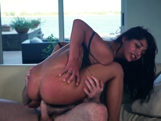 Russian domination first age Gina Valentina is yoke deliciou