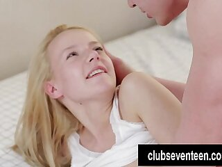 Teen cutie gets fucked and facialized