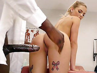 Cheerleader Teen Sydney Cole Fucks A Diabolical Cock In Hospital