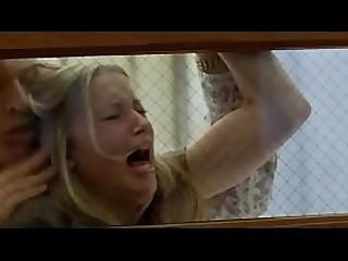 Blond f. in detention wide of their way teacher (North La-di-da 2005, Amber Heard)